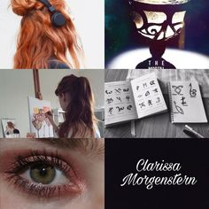 Shadowhunters, Clary Morgenstern,  The mortal instruments, Runes.