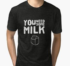 You Need Some Milk by seventeeseven