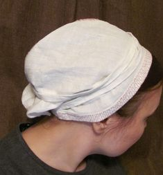 St. Birgitta's Huva - Nice and comfy medieval headwear