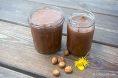 Nutella, Pudding, Cooking, Desserts, Food, Condensed Milk, Powdered Milk, Jelly, Cooking Recipes