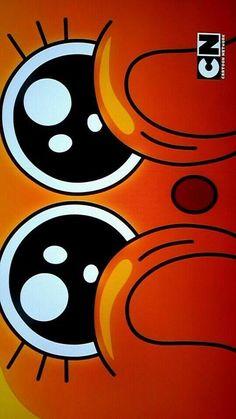 Amazing world of gumball. Wallpaper Iphone Cute, Aesthetic Iphone Wallpaper, Galaxy Wallpaper, Cartoon Wallpaper, Wallpaper S, Cute Wallpapers, Cartoon Drawings, Cartoon Art, Cartoon Characters