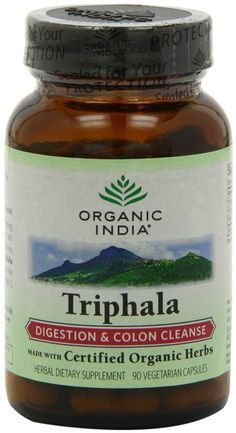 What is Triphala Churna - Health Benefits, What it Contains and How to Use it