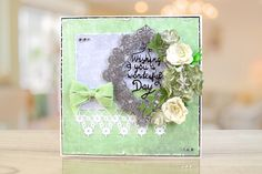 Totally Entwined brings a collection of beautifully intricate frames and sentiments for every occasion.    For more information visit:  www.tatteredlace.co.uk