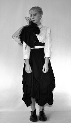 Edie styled by Kazz | Flickr - Photo Sharing!