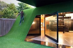 in Melbourne & designed by Melbourne's Andrew Maynard Architects. -pretty darn sweet!