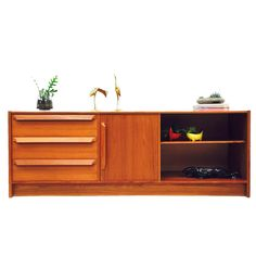 Mid Century Lyby Mobler Danish Teak Wall Unit. Available At Atomic  Furnishing And Design, West Asheville. | S H O P + L O C A L | Pinterest |  West ...