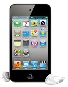 iPod Touch 4G! You always will be the best! Tried Android and will never go back. Thanks Apple!