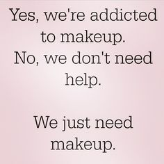 Our love for makeup will never die! #bhbeauty