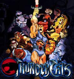 Thundercats Thundercats Thundercats Ho!