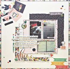 Everyday, Important Good Stuff - Creative Scrappers 304 DT Reveal - Scrapbook.com