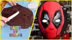 DeadPool Cake (How To)