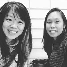 #hanging with @gracelynnkung for a pow wow about life and film.