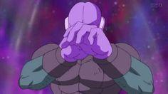 Dragon Ball Super - Episode 40 Goku and Hit