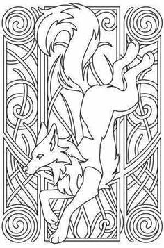 Celtic wolf 2
