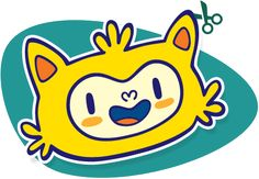 We are the Rio 2016 Games mascots mascots. Come and meet us at https://www.rio2016.com/mascots