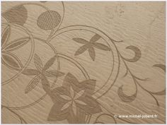 La dernière création beach art de l'année 2015 réalisée sur la grande plage des Sables d'Olonne par Michel Jobard, a pour nom Zen garden. La fleur de Vie a été le fil conducteur cette fresque sand art.