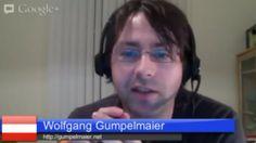 Wolfgang Gumpelmaier im Interview über sein Projekt ununi.tv - ein online Barcamp über Film, TV & Web. Interview, Youtube Kanal, Marketing, Festivals, Workshop, Social Media, Movie, Atelier, Work Shop Garage