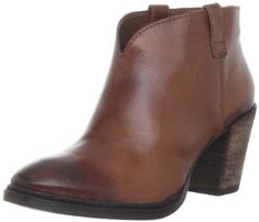 Amazon.com: Steven by Steve Madden Women's Friisky Ankle Boot: Shoes