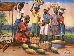 Image result for caribbean designer food art X 23, Jamaican Art, Haitian Art, Caribbean Art, Folk, Afro Art, African American Art, Religious Art, Types Of Art