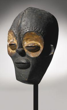 Chokwe Mask, Angola   Lot   Sotheby's