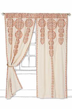 Marrakech Curtain #anthropologie  #PinToWin #AnthropologieEU