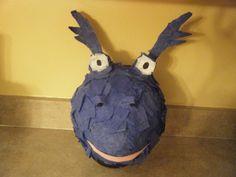 Stuffy the Dragon Pinata