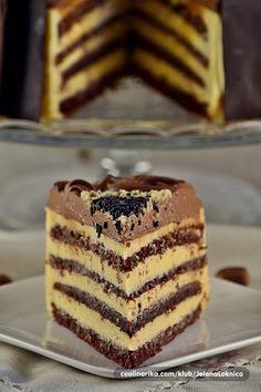 Torta sa lesnicima i karamelom by Mily — Coolinarika