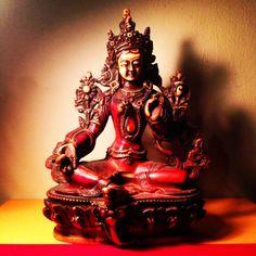 My new Buddha Tara