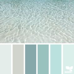 today's inspiration image for { color sea } is by @suertj ... thank you, Sue, for another stunning #SeedsColor image share!