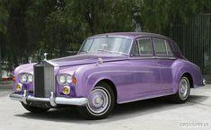 1964 Rolls-Royce Silver Cloud III 'Superfly'