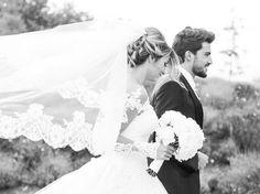 Mariano di vaio wedding