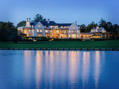 Luxury #Waterfront Hamptons Home