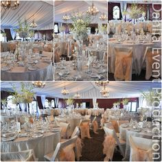 Meetings and Events Wedding Reception Venues, Gray Weddings, Wedding Wishes, Ottawa, Special Events, How To Memorize Things, Business Meeting, Romantic, Table Decorations