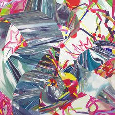 Spectator - Speed of Light, James Rosenquist, 2001 Dorm Canvas Art, Art Deco Logo, Street Art Love, Art Deco Paintings, Pop Art Movement, E Mc2, Easy Art Projects, Painter Artist, Easter Art