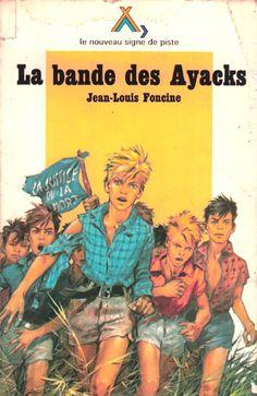le Signe de piste - La Bande des Ayacks - La Bibliothèque pour enfants de Phildebert