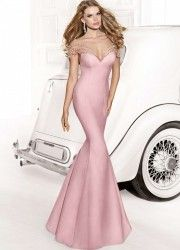 Cheap dress fruit, Buy Quality dress bridal gown directly from China gown bride Suppliers: Long Evening Gowns Back Sheer Sleeveless Mermaid Evening Dress 2016 Lace Satin Ivory Formal Evening vestidos de fiesta Backless Prom Dresses, Pageant Dresses, Sexy Dresses, Bridal Dresses, Beautiful Dresses, Bridesmaid Dresses, Dresses 2014, Pink Bridesmaids, Prom Gowns