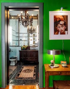 "This NY home is FULL of eclectic collections. B.D. Wong, the actor who plays a forensic psychiatrist on ""Law & Order: Special Victims Unit..."