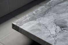 Super White - CDK Stone Benton is possibility for the bathroom