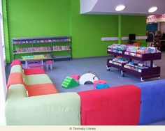 childrens libraries