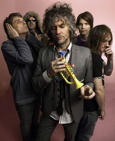 The Flaming Lips. From right here in okc!