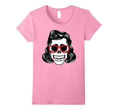 d7a572ba844d Womens Funny and Cute Halloween TShirt for Women Small Pi... https:/