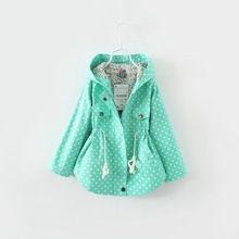 Детская одежда осень детские девушки, ветровка, весной и осенью принцесса стиль пальто, длинные капюшоном пальто(China (Mainland))