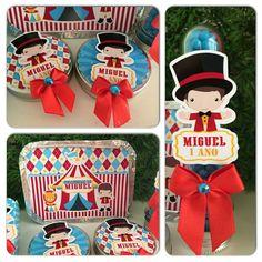 Personalizado circo