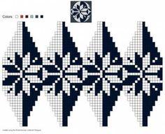 Knitting Design Chart 35 Ideas – The Best Ideas Fair Isle Knitting Patterns, Christmas Knitting Patterns, Knitting Charts, Knitting Designs, Crochet Patterns, Beginner Knitting, Knitting Stitches, Knit Christmas Ornaments, Beaded Ornaments