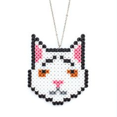 "Katt ""Sam"" Halsband via Mz Design. Click on the image to see more!"