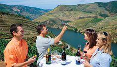 AMA Waterways Wine River Cruises delight in wines of the region.