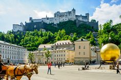 Heading to Salzburg, Austria soon? Discover some of the best places for visitors to see and things to do that locals wish could be kept under wraps. Best Places To Travel, Cool Places To Visit, Resorts, Château Fort, Cool Countries, Travel Alone, Travel And Leisure, Great View, Places Around The World