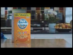 ▶ TV Advert - Kelloggs Multi Grain Shapes - What's It Like To Be A Fish - Bobbing Along - May 2013 - YouTube