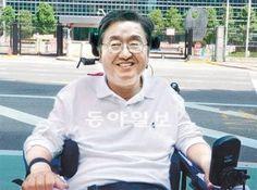 """한국의 호킹' 이상묵 교수 """"이거다 싶으면 바로 하세요… 나중엔 늦어요"""" '"""