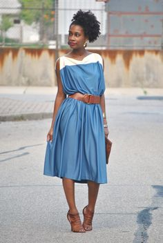 Natural Belle: Style Crush: Tamia